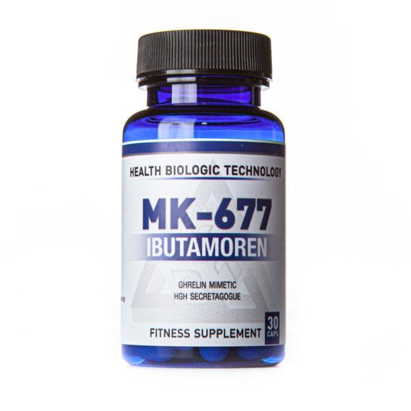 Ibutamoren (Nutrobal, MK-677, MK-0677)- стимулятор секреции гормона роста