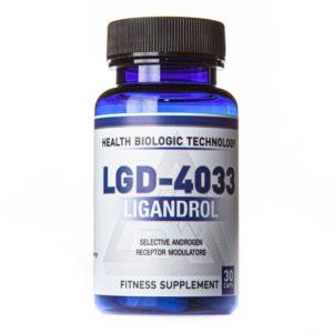 LGD-4033 новый нестероидный препарат