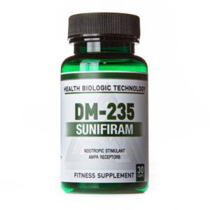 SUNIFIRAM - синтетический аналог пирацетама