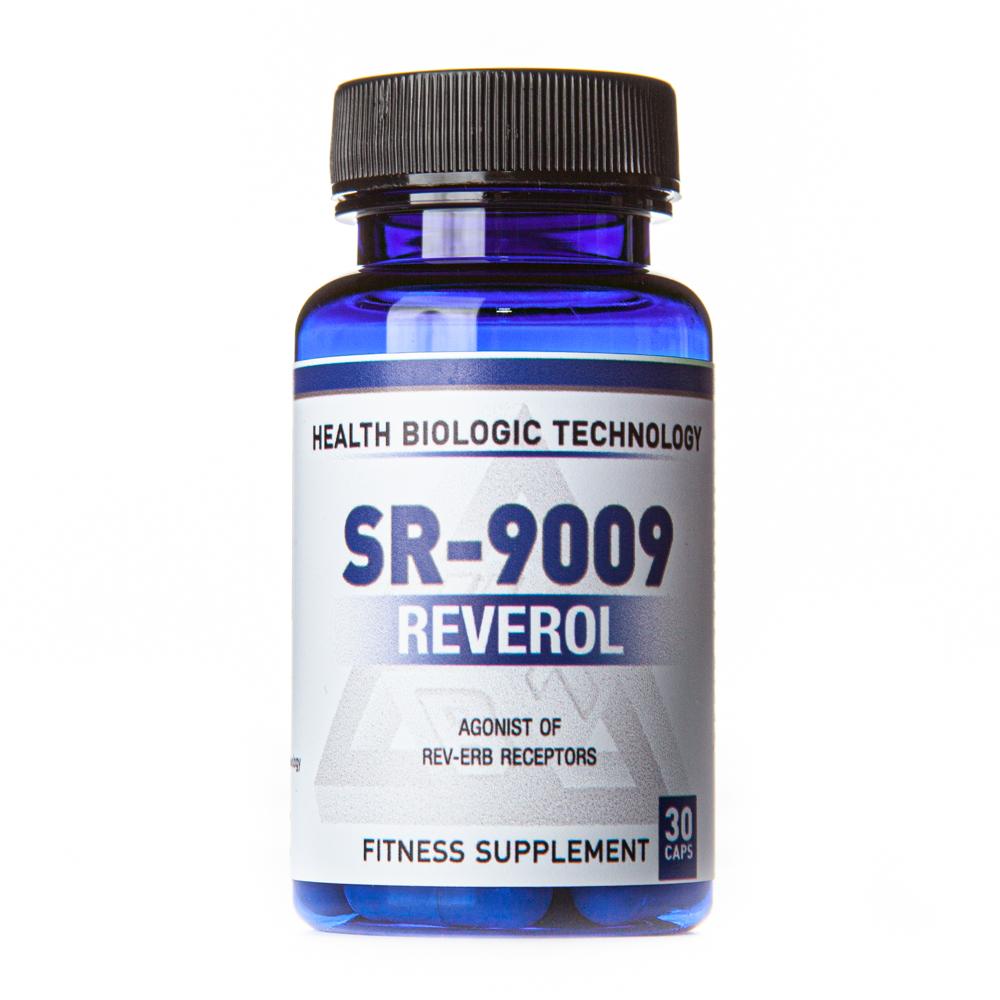 Reverol (SR9009)