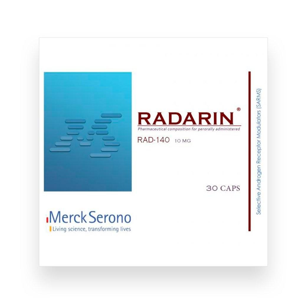 Radarin (RAD140)