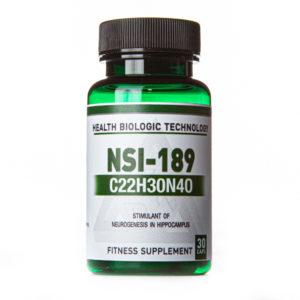 NSI-189 – это ноотроп третьего поколения
