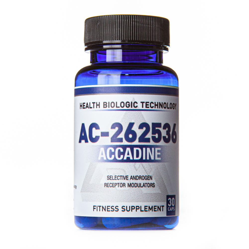 Accadine (Sarmastol, AC-262536)
