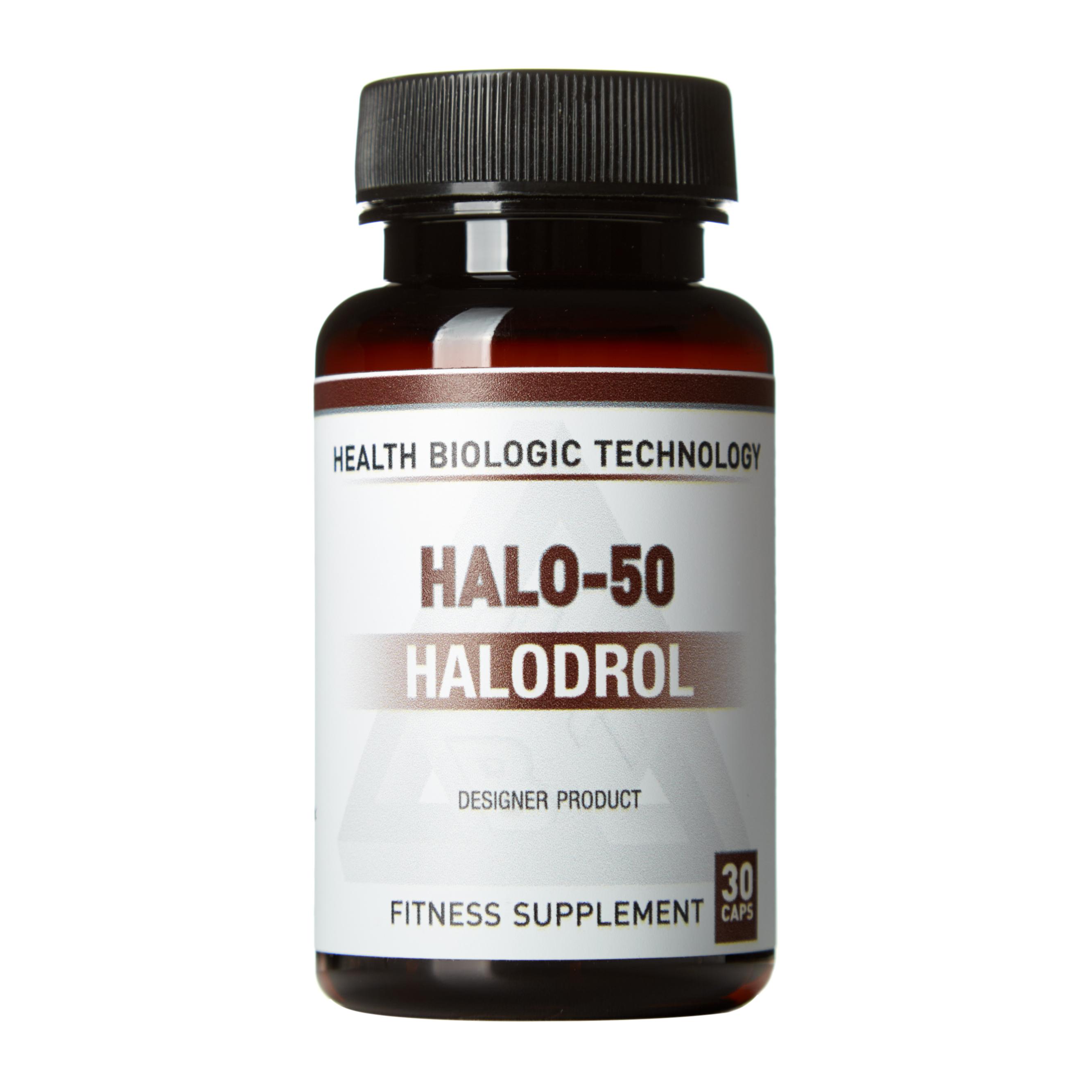 Halo-50 (Halodrol)